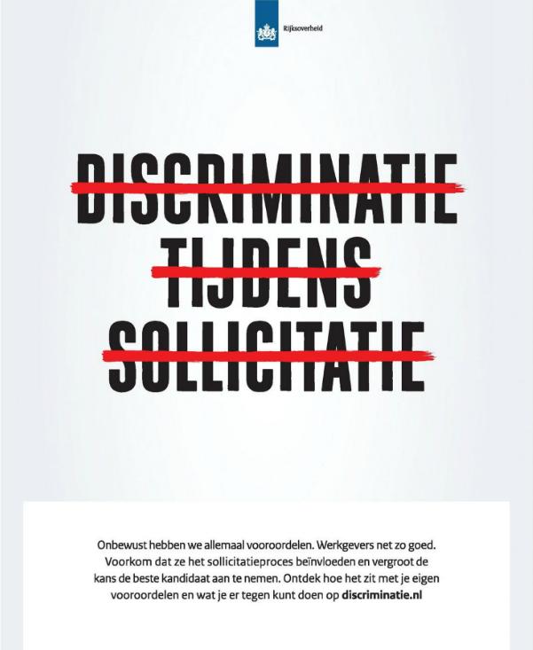 Discriminatie-overheid